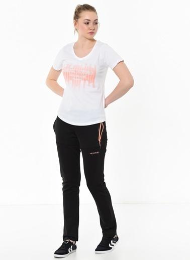 Hummel Bayan Tişört Ardelia 910296-9001 Beyaz